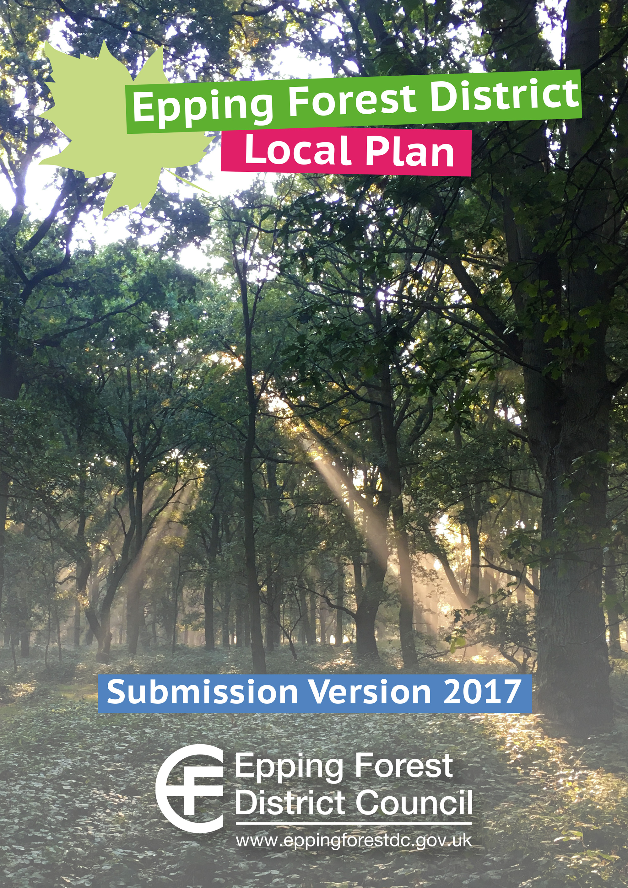Epping-Forest-District-Local-Plan-Submission-Version 2017
