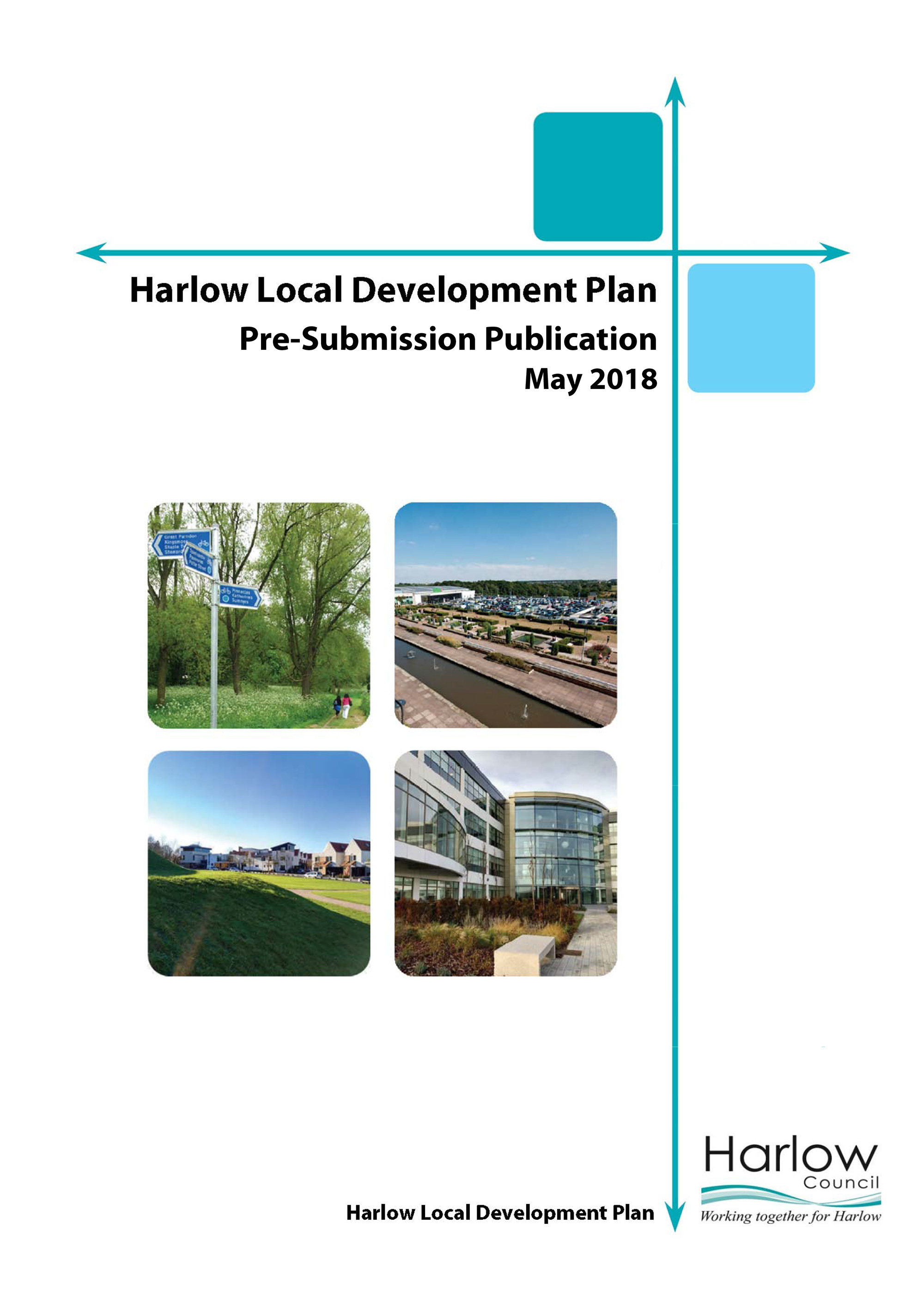 Harlow Pre-Submission Publication Local Plan-1