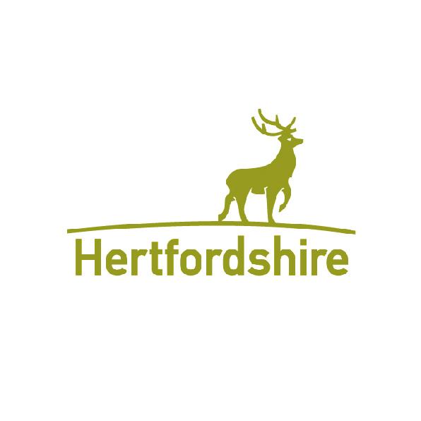 Hertfordshire Council logo