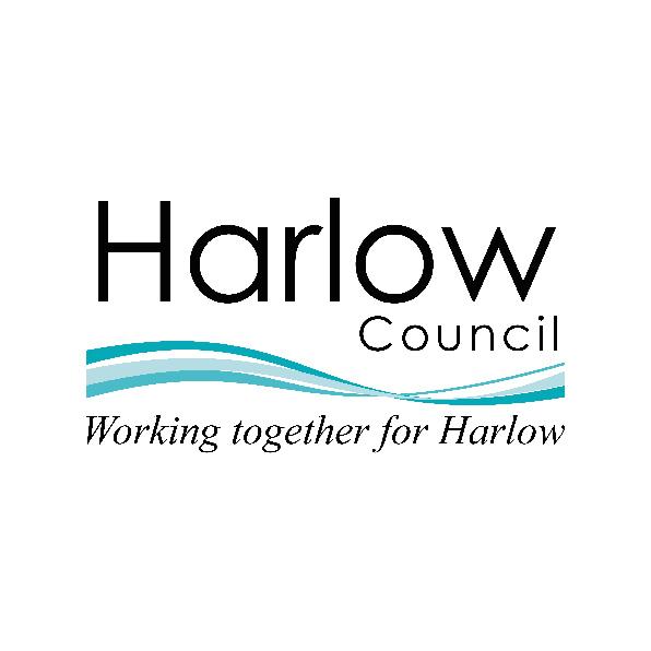 Harlow Council logo