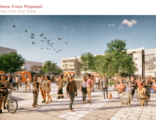 Harlow Town Centre Regeneration Proposals
